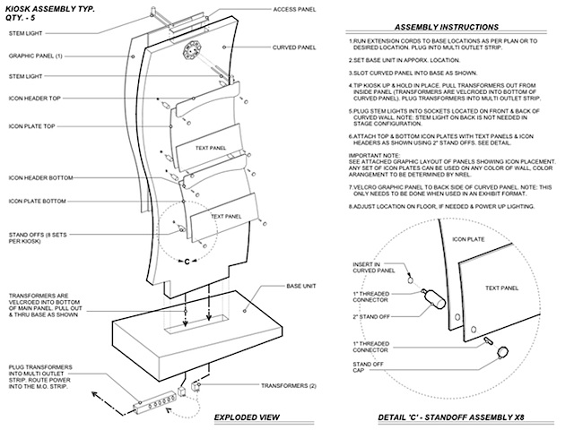 Design Assembly Drawing Assembly Drawing Display